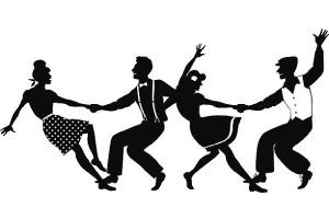 Swing Dancing Party